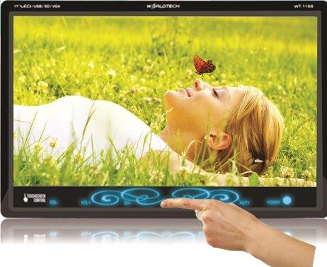 Worldtech 11″ LED TV