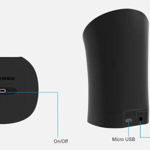Portronics Sound Pot POR-280 Wireless Bluetooth Speaker