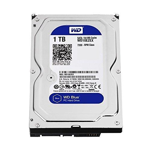 WD 1TB Internal Hard Disk