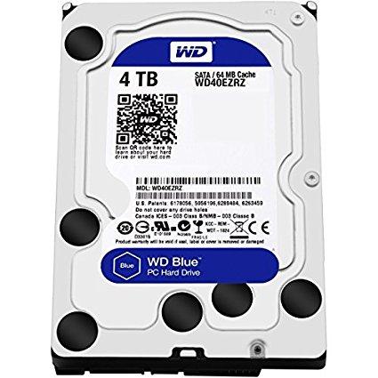 WD 4TB Internal Hard Disk