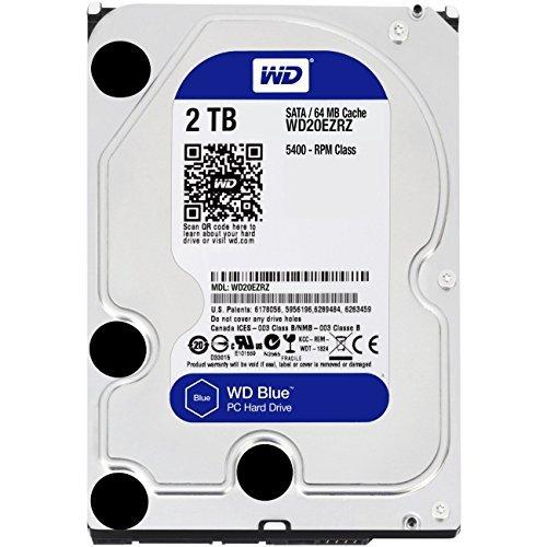 WD 2TB Internal Hard Disk