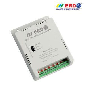ERD 8 Channel Power Supply ERD 8 CHANNEL CCTV POWER SUPPLY ERD CCTV Power Supply 8 Channel ERD AD-22 Power Supply ERD Camera Power Supply