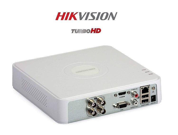 Hikvision 4 Channel DVR Hikvision dvr 4 channel hikvision ds-7104hghi-f1 hikvision dvr
