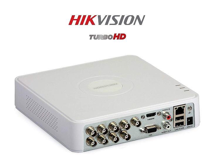 Hikvision 8 Channel DVR Hikvision dvr 8 channel hikvision ds-7108hghi-f1 hikvision dvr