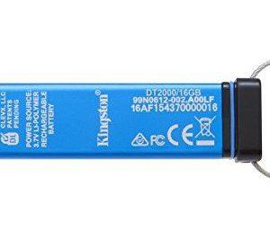 Kingston Data Traveler DT2000 16GB Kingston Secure Pendrive Kingston DT2000 16GB