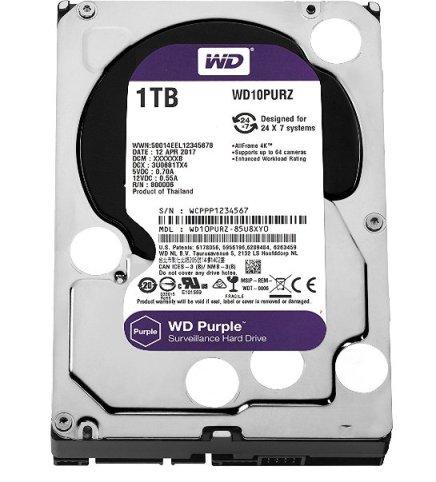 WD 1TB Purple 1TB WD Hard Disk 1TB Purple Hard Disk
