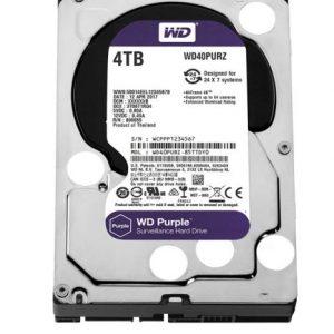 WD 4TB Purple Hard Disk WD Hard Disk 4TB Surveillance Hard Disk
