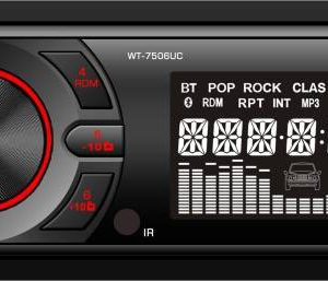 Car Stereo car audio car radio worldtech car audio car music player Worldtech car stereo