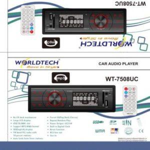 Car Stereo car audio car radio worldtech car audio car music player Worldtech car stereo
