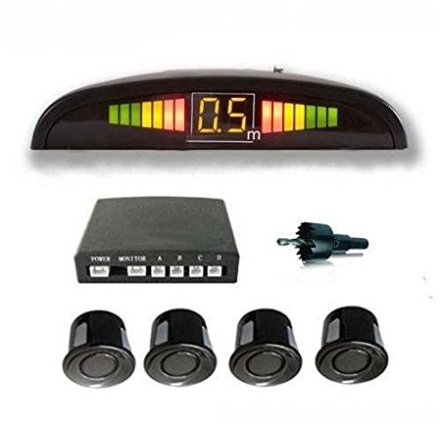Reverse Car Parking Sensor Kit Rear View Sensor Car Parking Sensor System Reverse Parking Sensor