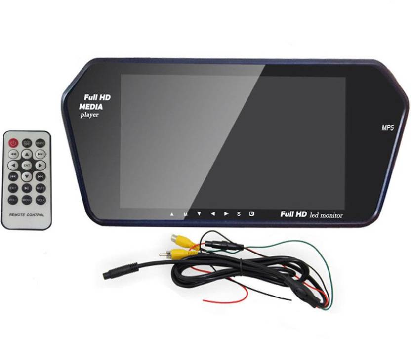 Rear View Mirror 7 Inch Rear View Monitor Car Parking Monitor Car Parking Mirror Rear View Monitor 7 Inch