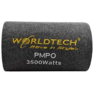 Worldtech Car Bass Tube Worldtech WT-8001BST Bass Tube 8 Inch Bass Tube