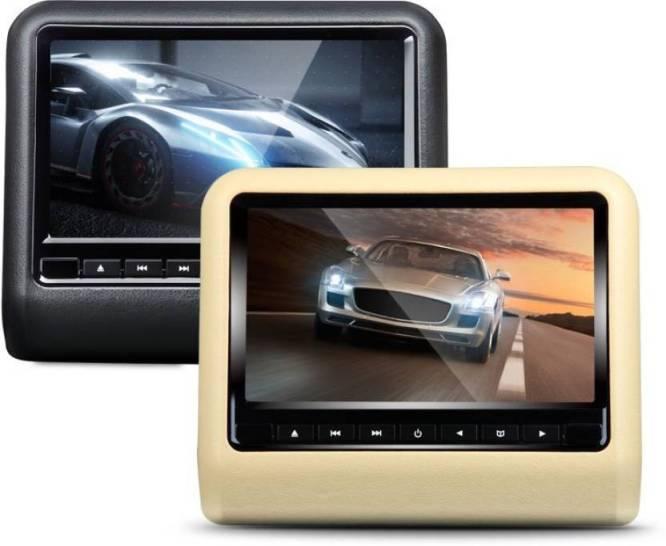 car headrest Monitor Worldtech WT-9231HD Worldtech Headrest Monitor car headrest screen car headrest display