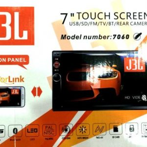 """J3L 7"""" Touch Screen Stereo J3L Double Din Car Stereo 7 Inch Touch Screen Stereo J3L 7060"""