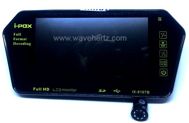 Ipox Rear View Monitor